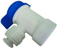 Купить фильтр Кран для бака RO за 155 грн. с доставкой и установкой по Донецку, фото, отзывы