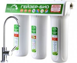 Купить фильтр Гейзер БИО 341 за 6 986 руб. с доставкой и установкой по Донецку, фото, отзывы