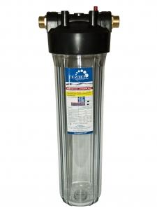 Купить фильтр Гейзер Корпус 20ВВ прозрачный за 4 703 руб. с доставкой и установкой по Донецку, фото, отзывы